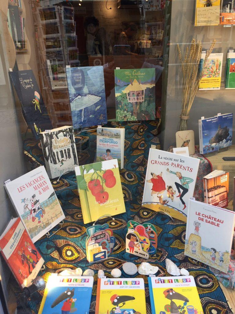 Notre sélection livres jeunesse de l'été à L'escampette