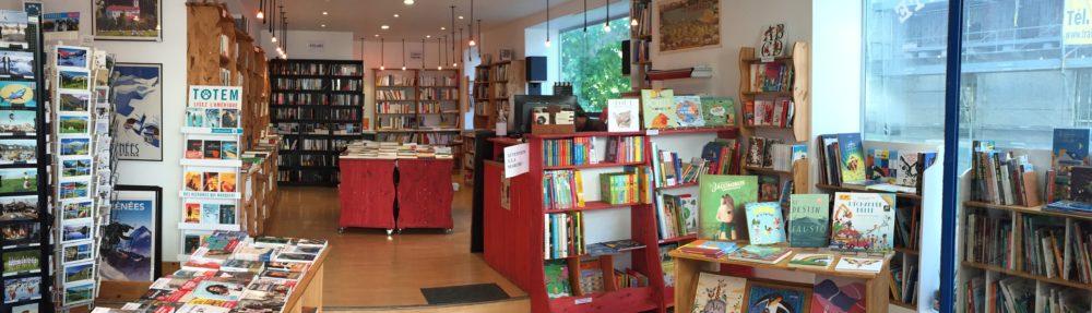 Librairie L'escampette
